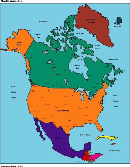 north-america-map 8x
