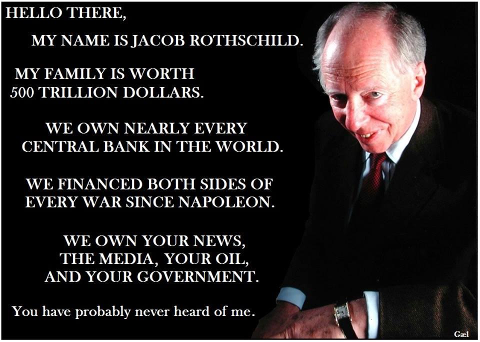 rothschild poster
