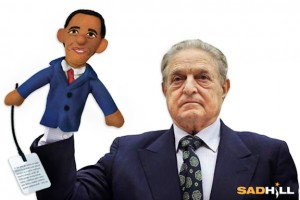 obama sock puppet