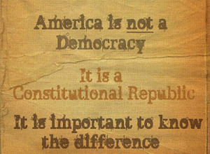democracy vs republic