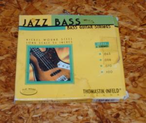 bass guitar strings f