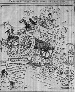 planned destruction 1934