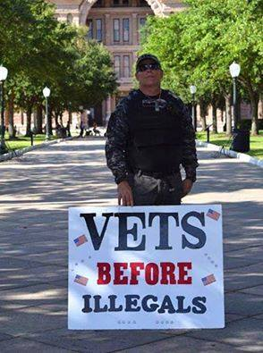 vets before illegals