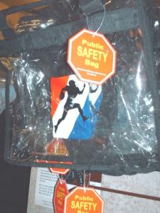 public safety bag