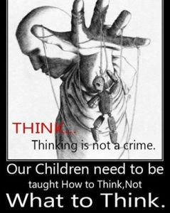 teach children to think