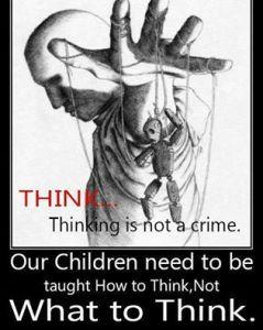teach children to think