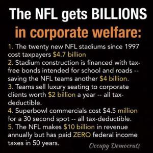 nfl welfare