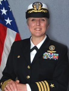 Captain Heather Cole