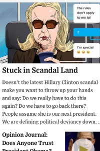 [more]  Hillary felonies