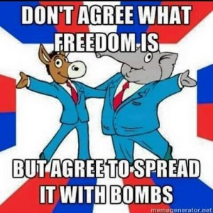 2 parties agree to bomb