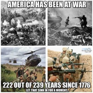223 years of war