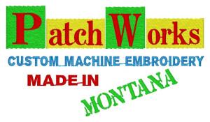 30004 PatchWorks on black 2x4