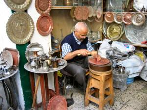 Greek metalsmith