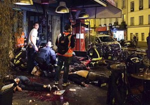 Paris slaughter