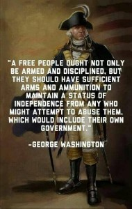 armed and disciplined GW