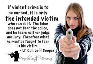 what criminals fear