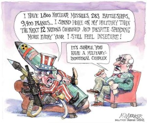 military industrial complex