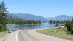 Clark Fork River east of Paradise