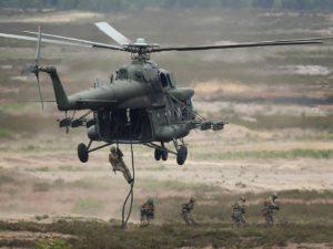 Nato-exercises