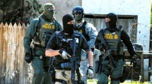 DEA SWAT Team