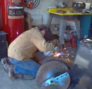 Ted welding